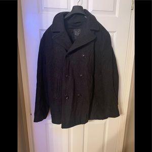 Men's old navy pea coat